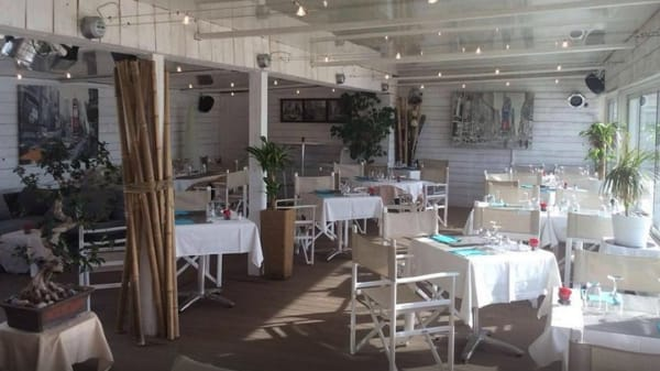 Restaurant - Star Plage, Juan-les-Pins