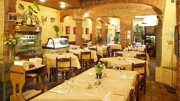 Sala - Ristorante Antico Caffe Del Sonno, Bagni di Lucca