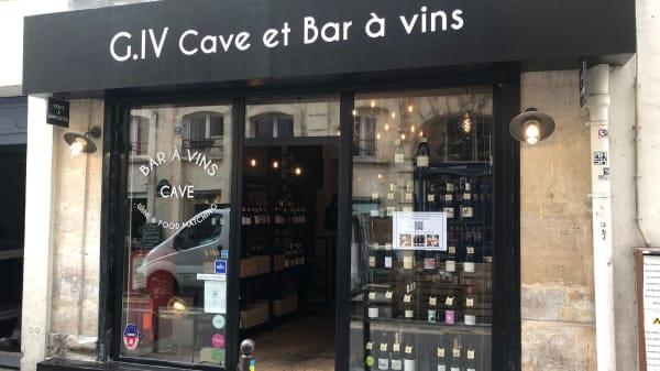 G.IV, Paris