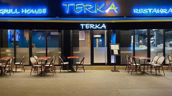 Devanture - Terka, Paris