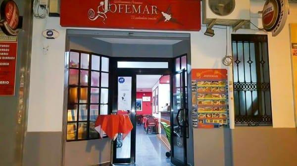 Entrada - Jofemar, Valencia