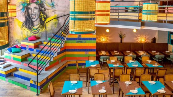 Vue de la salle - Uma Nota, Paris-2E-Arrondissement