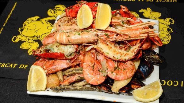 Sugerencia del chef - El Cochinillo Loco, Barcelona