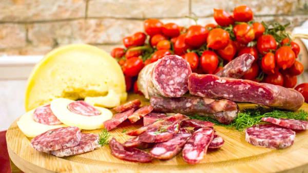 Suggerimento dello chef - La Casa Del Contadino, Pagliarelli