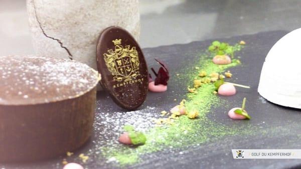 dessert - HOTEL RESTAURANT DU KEMPFERHOF, Plobsheim