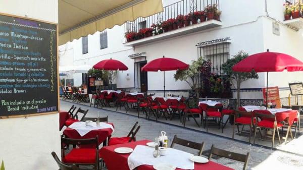 Terraza - Ancha Marbella, Marbella