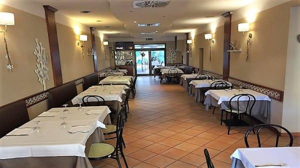 Sala Interna - Valentina, Funo