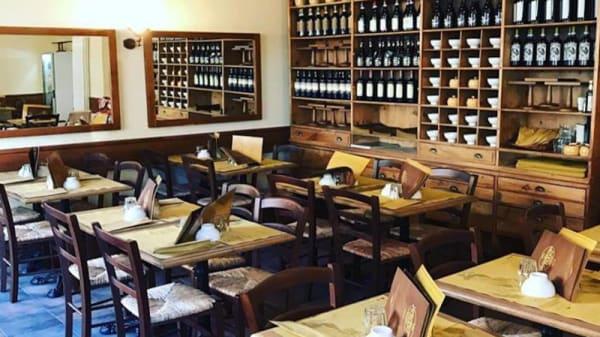La sala - Salsamenteria di Parma, Milan