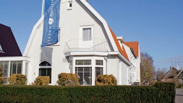 Ingang - Fletcher Hotel-Restaurant Koogerend, Den Burg