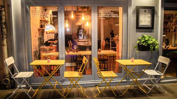 Entrée - Tasty Trip, Paris