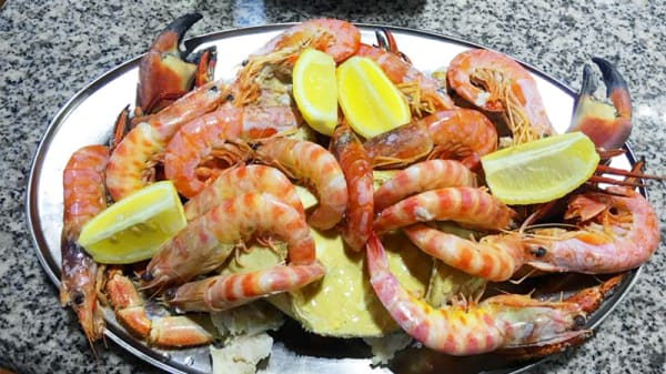 Sugerencia del chef - Marisqueria Riveira II, Madrid