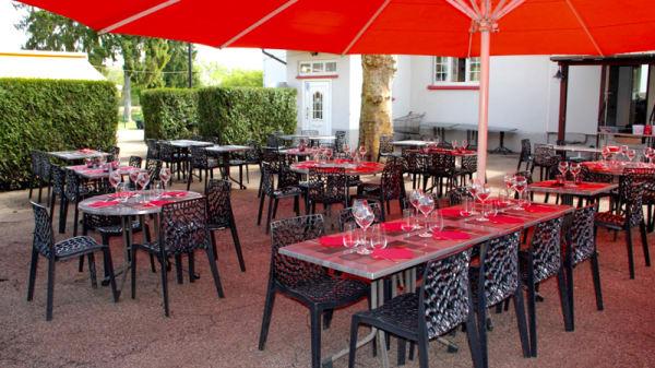 Terrasse - Le Foyer des Pêcheurs, Illkirch-Graffenstaden