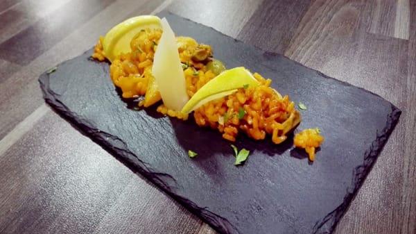 Sugerencia del chef - El Rincón de Nakiss, Alicante