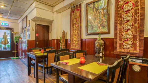 Het restaurant - Thais Restaurant Pasoek, Amsterdam