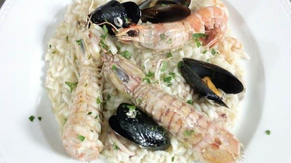 Suggerimento dello chef - Trattoria Il Mare Incantina, Campomarino