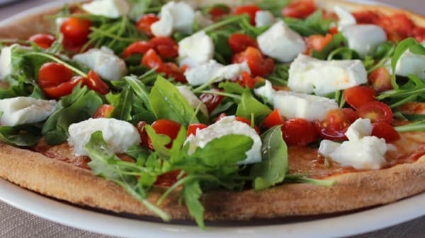 Pizza - DoughBalls Pizza Place, Glenelg (SA)