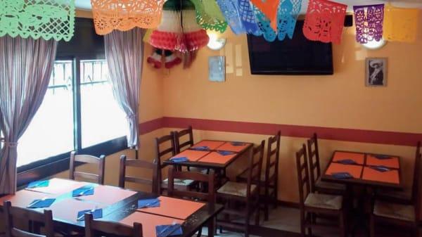Vista sala - El Burrito Tertualiano, Cerdanyola Del Valles