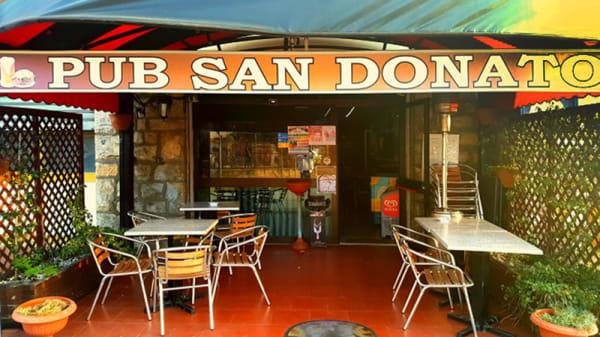 Esterno - Bar Pub San Donato, Marsico Nuovo