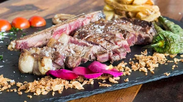 Sugerencia del chef - La Marmita de Ahlam, Benecid