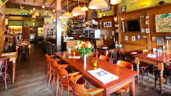 Restaurant - Eetcafé de Sjampetter, Deventer