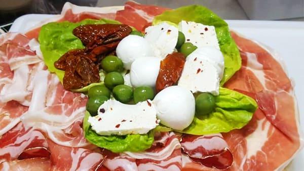 Suggerimento dello chef - Pizzorante Serenella 2, Salerno