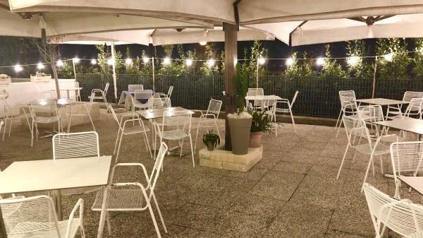 Giardino esterno - Al Borgo Nuovo Ristorante Pizzeria, Ravenna