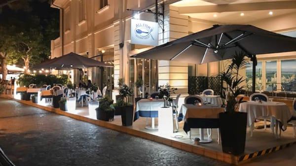 Dehor - All Fish Restaurant Carducci, Cesenatico
