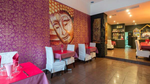 Vue de la salle - Spice of Bengale, Toulouse