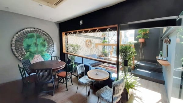 Sala - Floresta Galeria e Restaurante, São Paulo