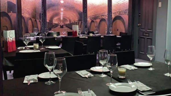 Vista de la sala - La Lola Pintxos & Tapas, Albacete