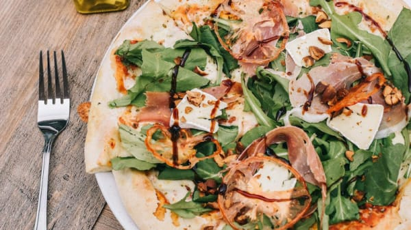 Sugerencia del chef - La Muzza, Santiago