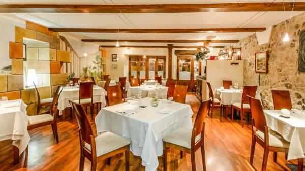 Vista comedor - Arbidel la cocina de  Jaime Uz, Ribadesella