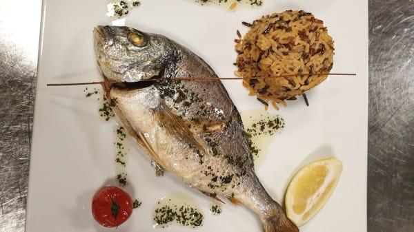 Suggestion de plat - Le Napoli, Saint-Raphaël
