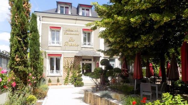 Entrée - Restaurant La Bréche, Amboise