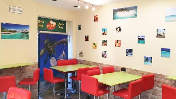 Vista della sala - Enjoy Latin Food Carate Brianza, Carate Brianza