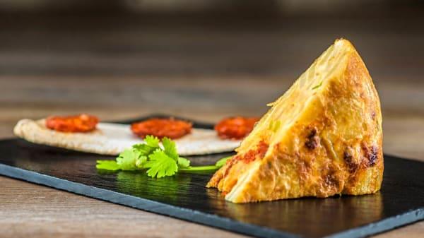 Sugerencia del chef - Tortillas Alicante, Alicante