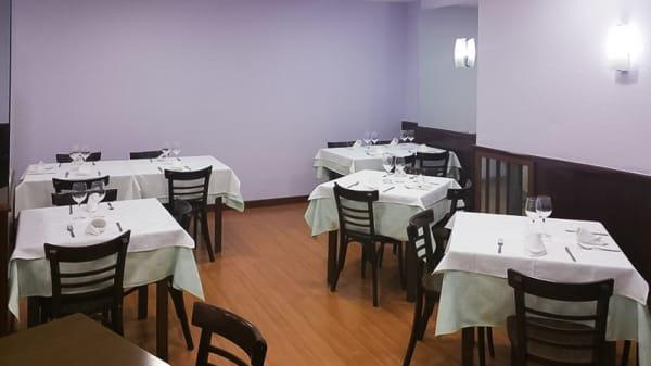 Vista sala - La Familia, Madrid