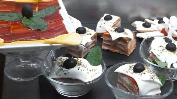 Sugerencia del chef - La Marina Gastrobar, Huelva