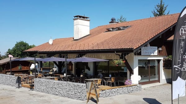 Terrasse - L'Auberge de la Pallud, Bernex