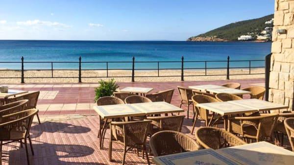 Terraza - La Costanera Ibiza, Santa Eularia Des Riu