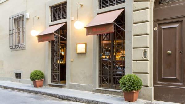 Entrata - Regina Bistecca, Florence