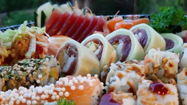 Sugestão do Chef - Sushiway by Chef Kadu, Parede