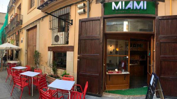 Terraza - Miami Burger House, Valencia