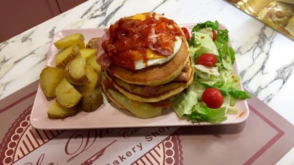 Piatto - La Divina Bakery soul food and bakery shop, Aversa
