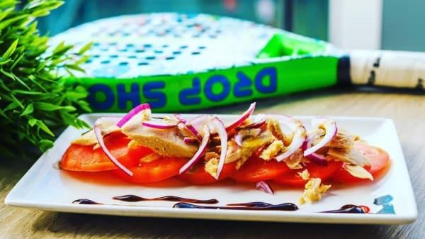 Sugerencia del chef - Pádel Bar Torrelodones, Torrelodones