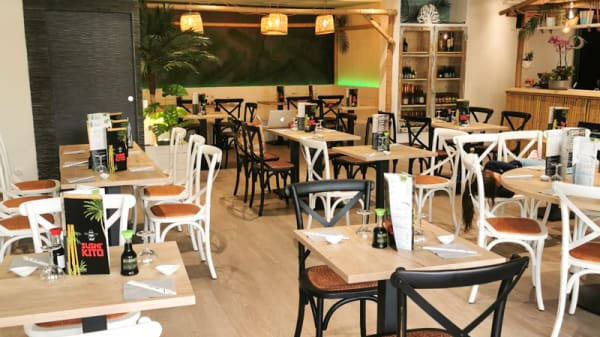 La salle - Sushi'Kito Saint-Herblain, Saint-Herblain