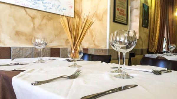 Vista sala - Cucina Pepe, Rome