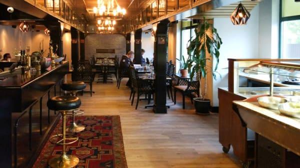 Restaurangens salong - khatoon, Lund