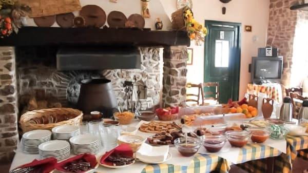 sala buffet - Santa Margherita, Gioiosa Marea