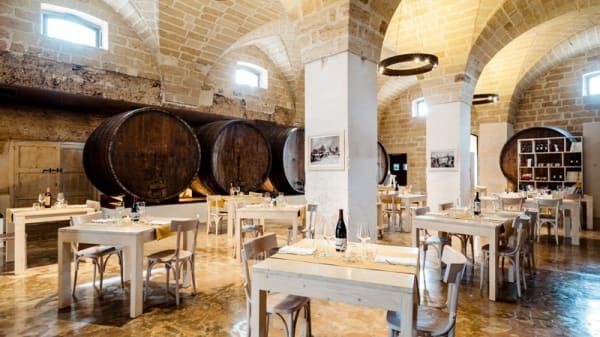 Veduta dell interno - Malcandrino - Cibo ed eventi, Lecce